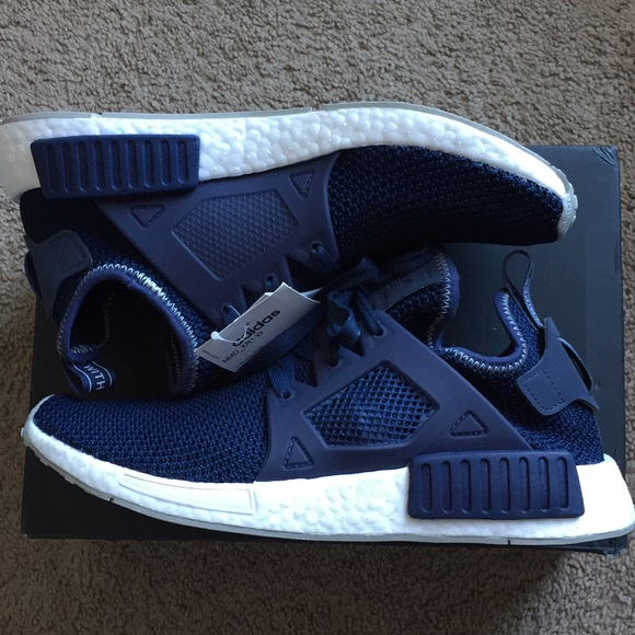 more photos 709a6 d6f1f Adidas NMD XR1 Navy Blue Women's 8.5 / 9 NWT